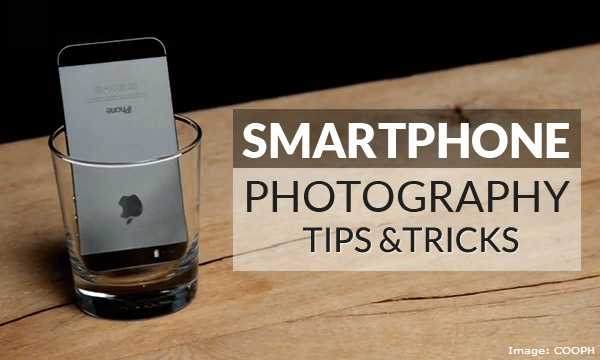 smartphone photography tricks