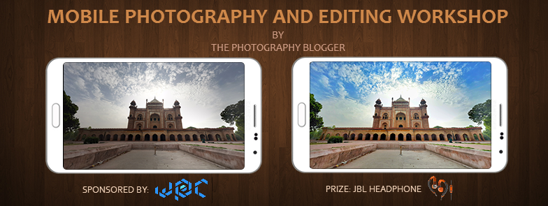 Mobile Photography Workshop_Event cover