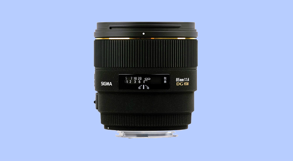sigma 85mm f/1.4 Art