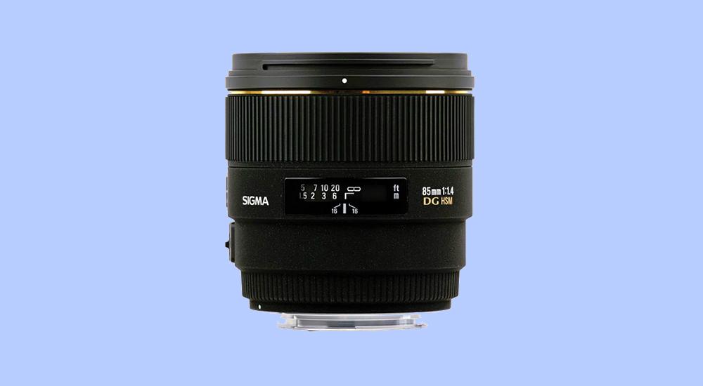 sigma 85mm f/1.4 Art