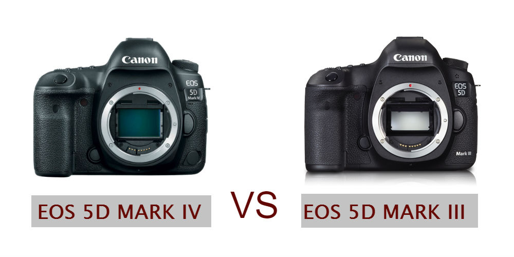 5d mark iv vs 5d mark iii