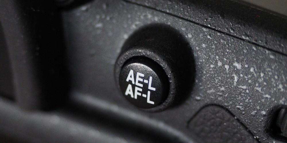 AE-L/AF-L button