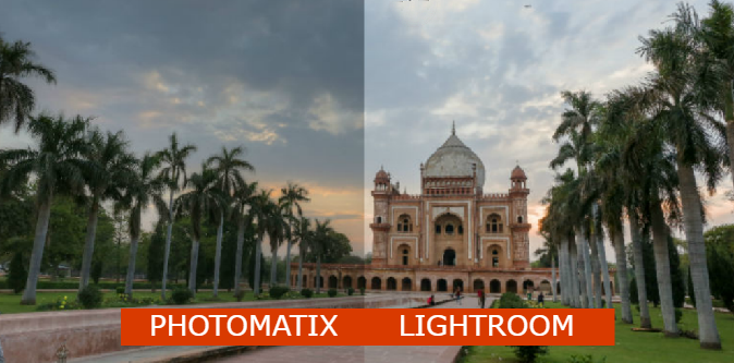 photomatix vs lightroom