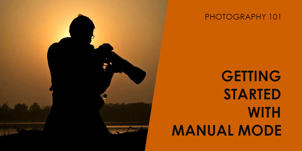 manual mode dslr camera