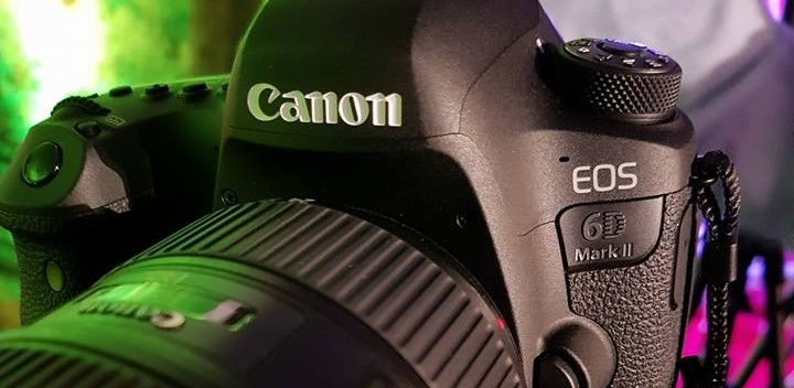 canon 6d mark ii india launch