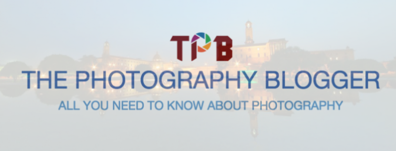 the photography blogger learn photography in hindi youtube channel