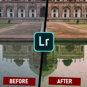 lightroom mobile preset pack